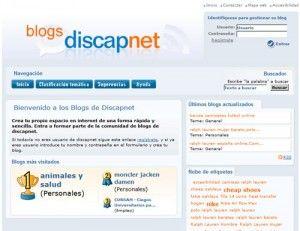 Blogs de discapnet