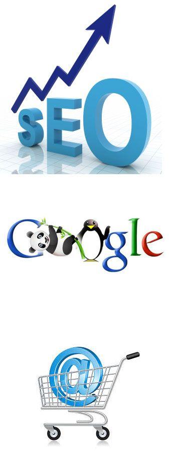 SEO, google penguin y google panda, posicionamiento en tiendas online