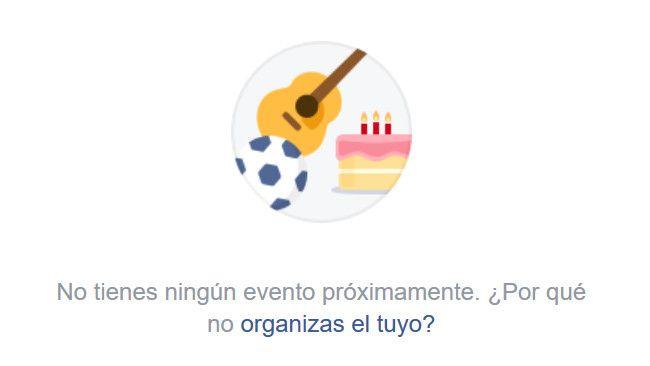 Novedades Eventos Facebook